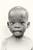 Young boy from Ghana Royalty Free Stock Photos