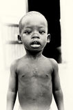 Young boy from Ghana Stock Image