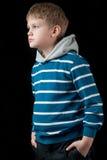 Young boy portrait Stock Photo