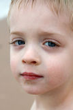 Young Boy S Face Stock Photography