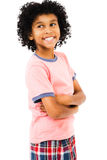 Young Boy Standing Stock Photos