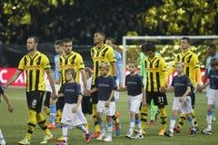 Young Boys Berne v FC Naples Liga Europa Stock Photo