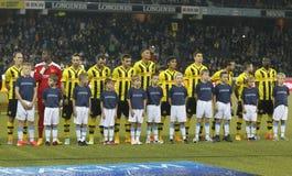 Young Boys Berne v FC Naples Liga Europa Royalty Free Stock Photos