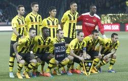Young Boys Berne v FC Naples Liga Europa Royalty Free Stock Photo