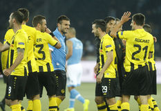Young Boys Berne v FC Naples Liga Europa Royalty Free Stock Images