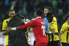 Young Boys Berne v FC Naples Liga Europa Royalty Free Stock Image