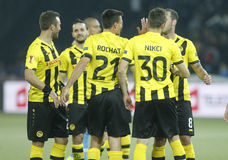 Young Boys Berne v FC Naples Liga Europa Royalty Free Stock Photography