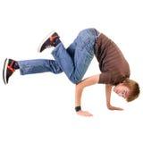 Young breakdancer posing. Stock Photos