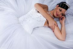 Young Bride Stock Image
