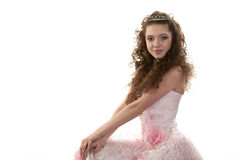 Young bride. Royalty Free Stock Image