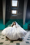 Young bride Royalty Free Stock Photography