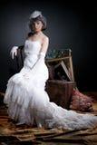 Young Bride Royalty Free Stock Photos