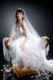 Young Bride Royalty Free Stock Images