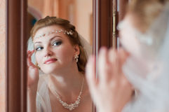 Young bride Royalty Free Stock Photos