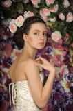 Young bride Stock Photography