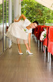 Young bride Girl Royalty Free Stock Photo