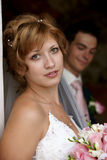 Young  Bride And Groom Royalty Free Stock Images