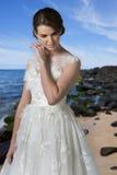 Young bride. Stock Photos