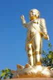 Young Buddha Stock Photography