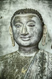 A Young Buddha With Earrings Stock Images