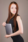 Young buisiness woman Stock Photography