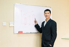 Young business Royalty Free Stock Photos