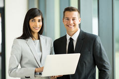 Young business executive Stock Photo