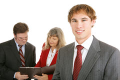 Young Business Leader Stock Images
