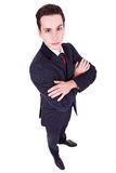 Young business man Royalty Free Stock Photography