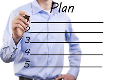 Plan Stock Photos