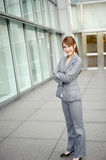 Young business manager Royalty Free Stock Photography
