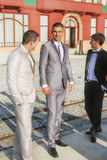 Young business men Royalty Free Stock Photos