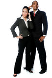 Young Business People Royalty Free Stock Image