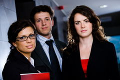 Young business people Stock Photos