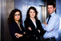 Young business people Royalty Free Stock Images