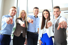 Young business people Stock Image