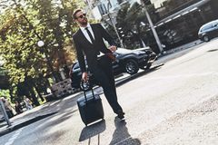 Young business professional. stock image