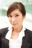 Young business woman Stock Photos