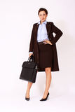 Young Business Woman Royalty Free Stock Images