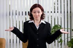 Young business woman -  Stock Photos