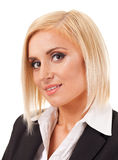 Portrait of a young successful woman Royalty Free Stock Images