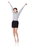 Young business woman rela Stock Images