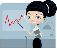 Young business women Stock Photos