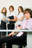 Young businessman. Stock Photos