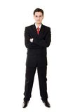 Young Businessman Royalty Free Stock Photography