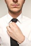 Young businessman Royalty Free Stock Photos
