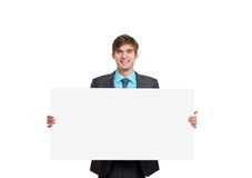 Young businessman Royalty Free Stock Images