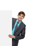 Young businessman Stock Image