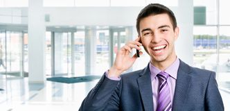 Free Young Businessman Stock Photo - 28891590