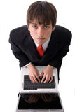 Young Businessman stock photography